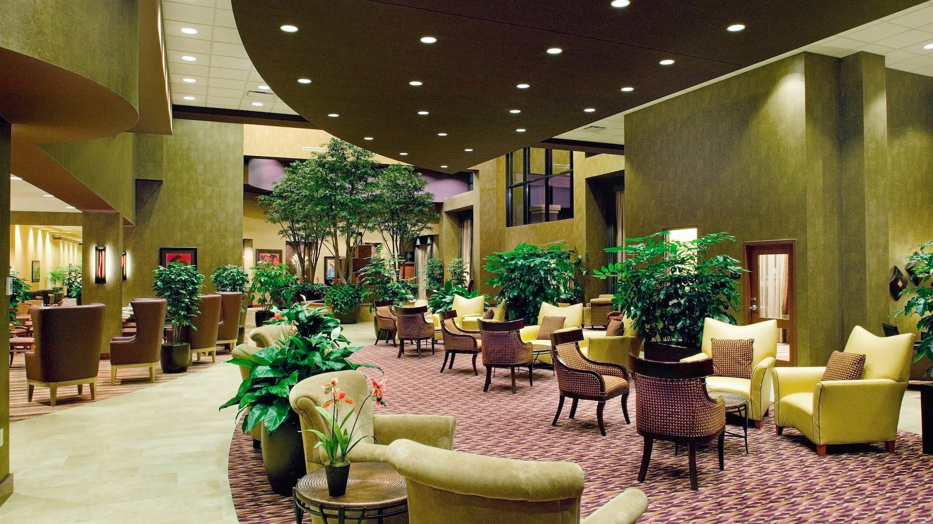 Embassy Suites Lobby