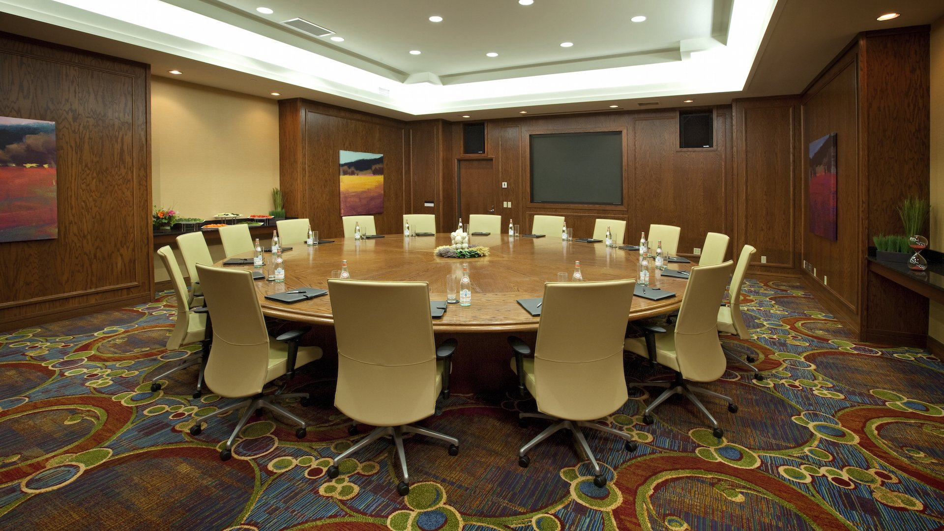 Marriott NW Lake Superior Boardroom