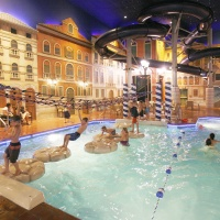 Holiday Inn & Suites Maple Grove at the Venetian Waterpark